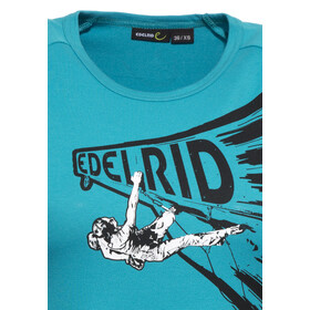 Edelrid Gearleader T-Shirt Women angy icemint